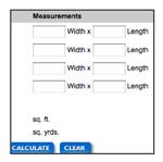 Flooring Calculator
